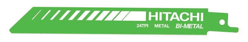 Набор полотен для сабельной пилы Hitachi/hikoki 752012, фото 1