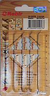Пилка по дереву для лобзика Rebir 10 2276, фото 1