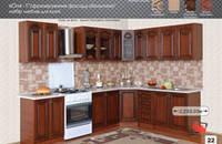 """Набор мебели для кухни """"Оля Тюльпан патина"""""""