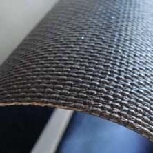 Материал для конвеерных лент сушильных аппаратов