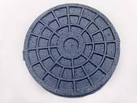 Люк-мини пластиковый круглый(300х300)