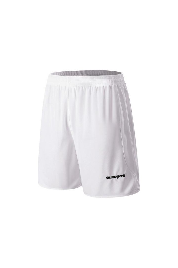 Футбольные шорты Europaw белые