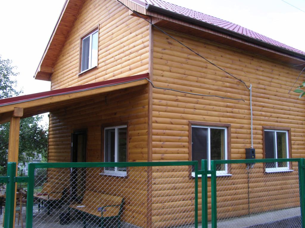 Каркасный дом дачный кооператив с. Александровка