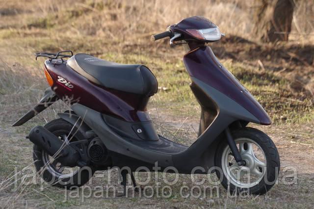 Скутер Хонда Дио 34 (металлик вишнёвый)