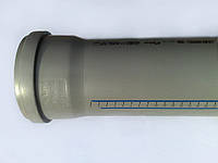 """Труба канализационная Ф110-250 """"MagnaPlast""""(Германия)"""