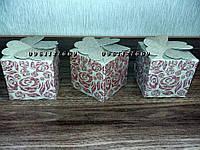 Нежные крафтовые бонбоньэрки