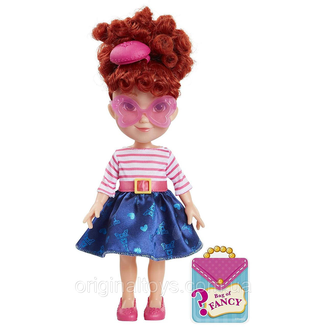 Кукла Fancy Nancy Парижанка Необычная Нэнси Disney, 25 см
