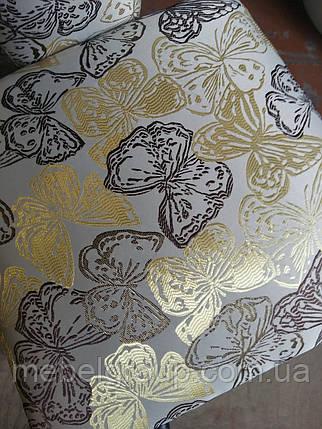 Стілець Чумак-2 слонова кістка (тканина Loft gold), фото 2