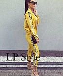 Женский костюм в спортивном стиле (5 цветов), фото 2