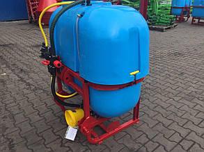 Обприскувач навісний Wirax (Польща 400 к./10 м)