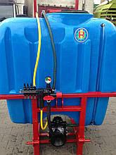 Обприскувач навісний Wirax (Польща 1000л./16 м + плаваюче)