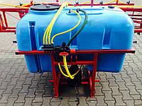 Обприскувач навісний Wirax (Польща 800 л./16м + плаваюче), фото 1
