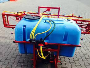 Обприскувач навісний Wirax (Польща 800 л./14 м)