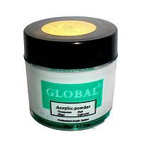 Акриловая пудра GLOBAL 28г/ 1oz прозрачная