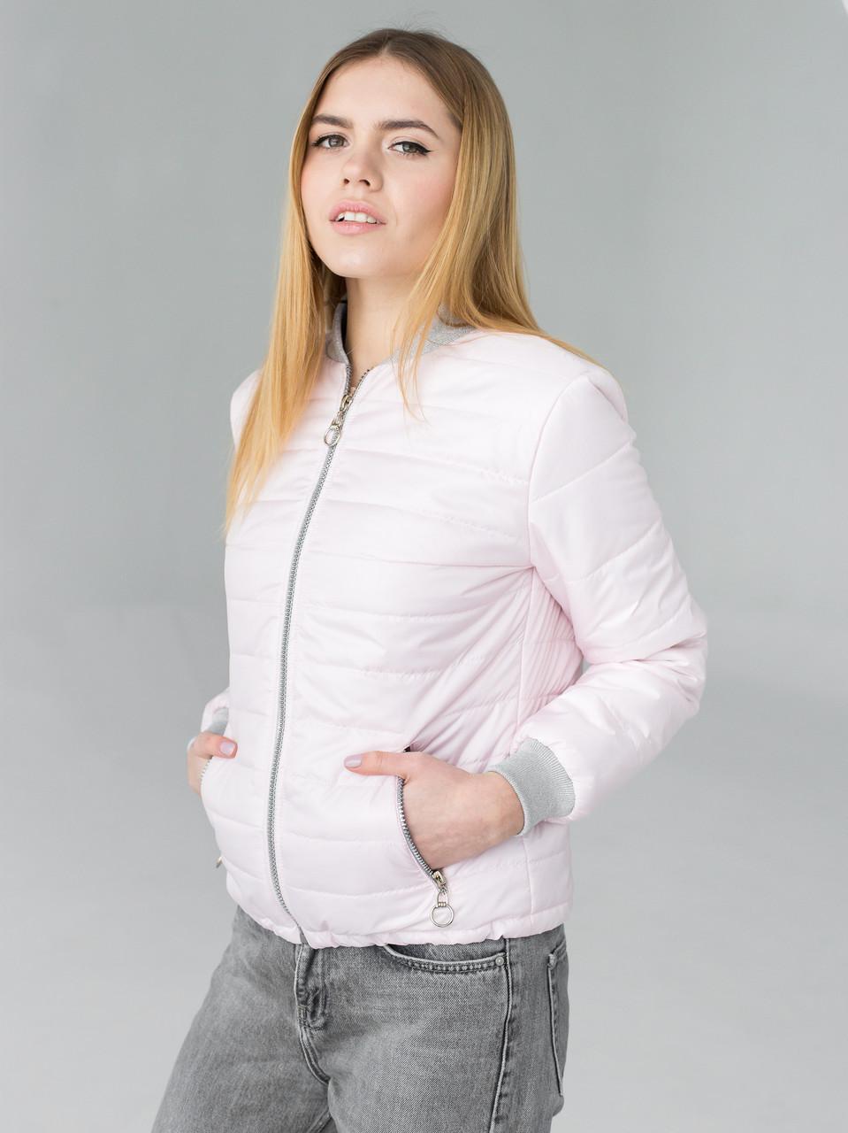 Женская куртка  наполнитель синтепон Размеры S (42-44), M (44-46), L (46-48), XL (50-52).