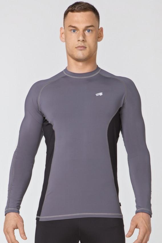 ad9f55aa3327c Компрессионная спортивная кофта Radical Fury Duo LS (original), мужской  рашгард, футболка с длинным рукавом