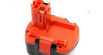 Аккумулятор шуруповерта Bosch 12 V
