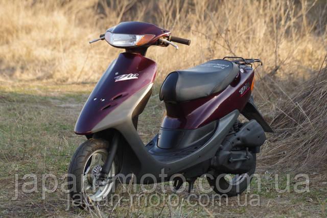 Скутер Хонда Дио 34( металик вишнёвый)