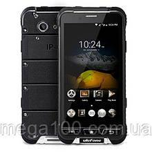 Смартфон Ulefone armor чорний колір IP68 (екран 4.7 дюймів, пам'яті 3/32, акб 3500 мАч)