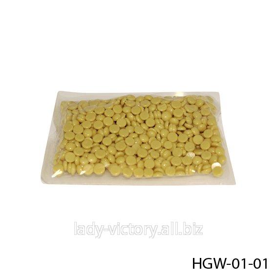 Гарячий віск в гранулах. Мед. HGW-01-01