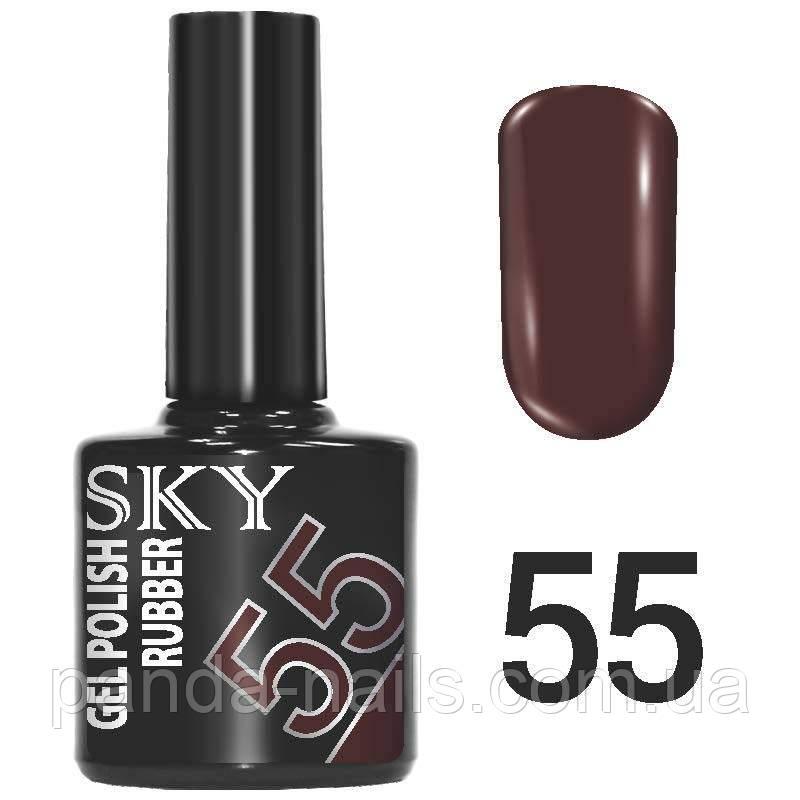 Гель лак SKY 55
