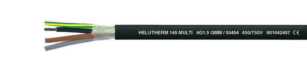 Кабель HELUTHERM® 145 MULTI