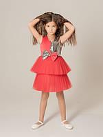 Платье праздничное, бальное для девочки