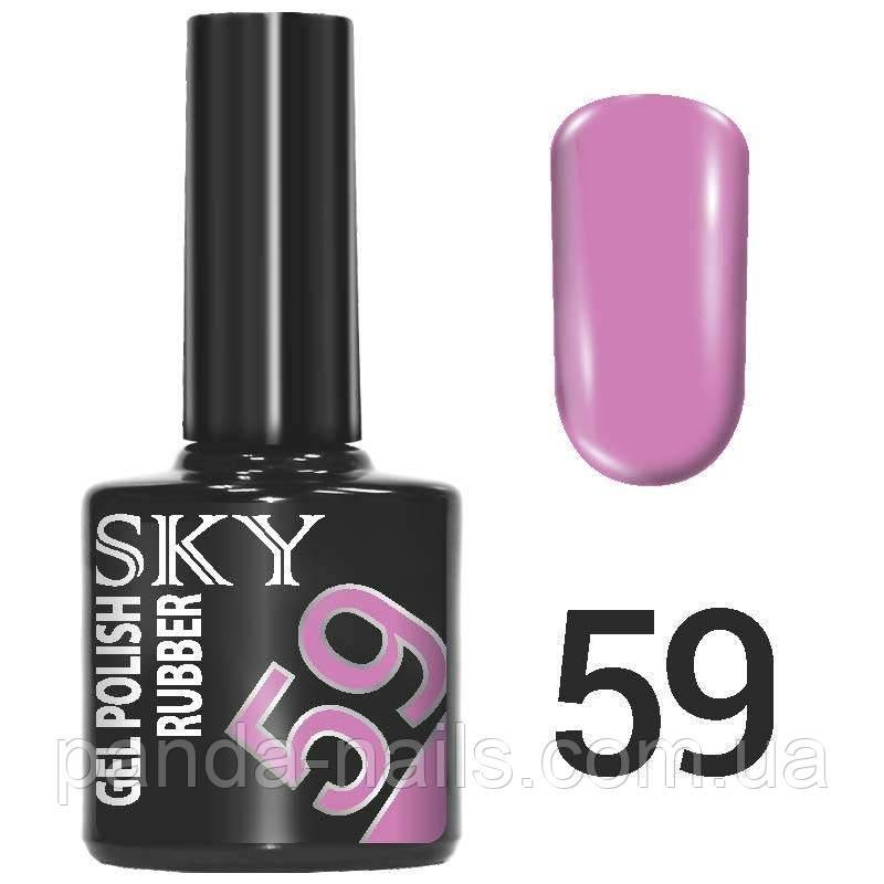 Гель лак SKY 59