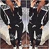 Женский спортивный костюм Puma Размеры с м л хл ххл Цвет: красный, электрик, белый, чёрный. Ткань лакоста , фото 4