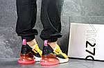 Мужские кроссовки Nike Air Max 270 (Желтые), фото 2