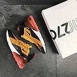 Мужские кроссовки Nike Air Max 270 (Желтые), фото 4