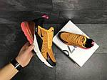 Мужские кроссовки Nike Air Max 270 (Желтые), фото 5