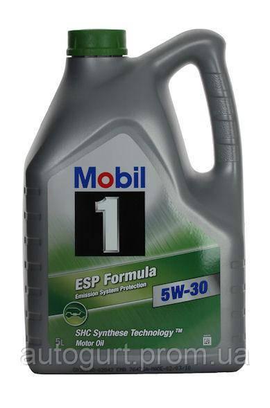 Mobil 1 ESP Formula 5w30 5Lкод151060