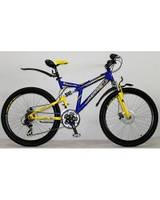 """Горный велосипед Azimut Dinamic 24"""" 26""""- G-FR/D"""
