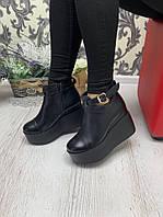 Женские ботиночки на платформе