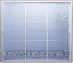 Штора на ванну МетаКам Классик 150