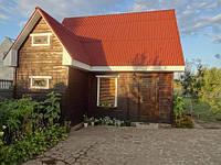 Дачный дом «Люкс» — Гостевой —--55м2---