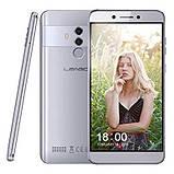 """Смартфон Leagoo T8S серебро (""""5.5 экран, памяти 4/32, батарея 3080 мАч), фото 2"""