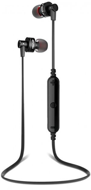 Беспроводные Bluetooth наушники гарнитура Awei A990BL Black