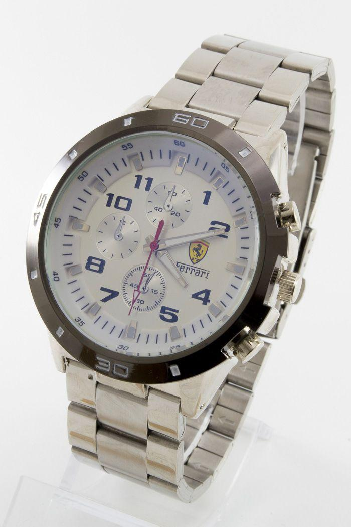 Мужские наручные часы Ferrari (код: 13921)
