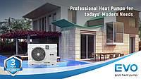 Тепловой насос для бассейна EVO EP - 150Р
