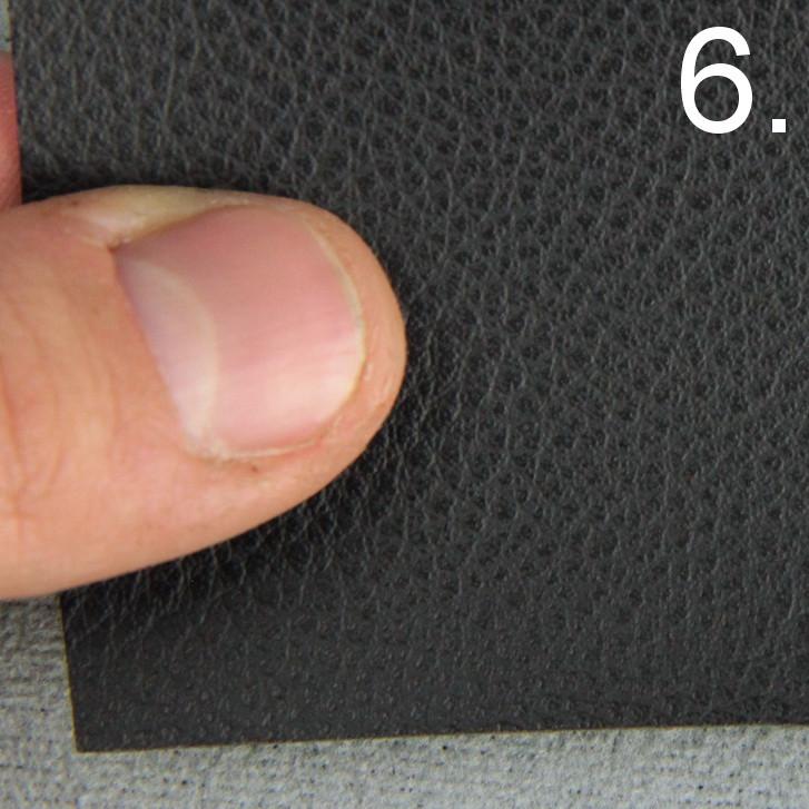 Термовинил HORN (черный 6) для обтяжки торпеды