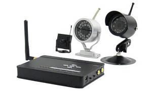 Комплекты беспроводного видеонаблюдения