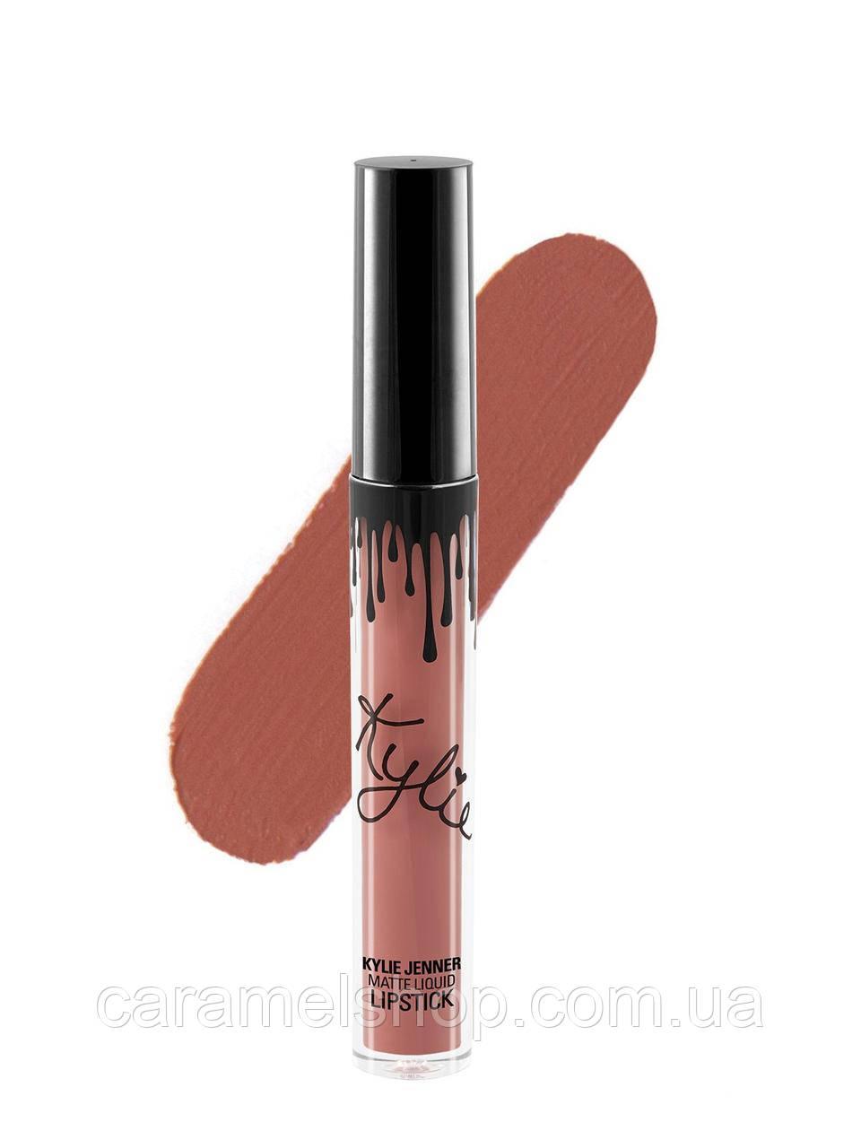 Жидкая матовая помада Kylie 8653 цвет Candy K | Matte Liquid Lipstick реплика