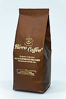 Зерновой кофе Ricco Coffee Gold Espresso Italiano 250 гр