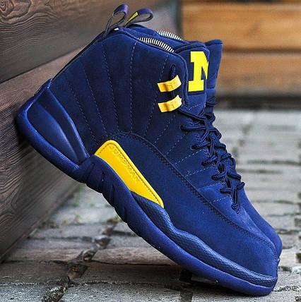 71c5878a Баскетбольные кроссовки в стиле Nike Air Jordan 12 Retro: купить в ...