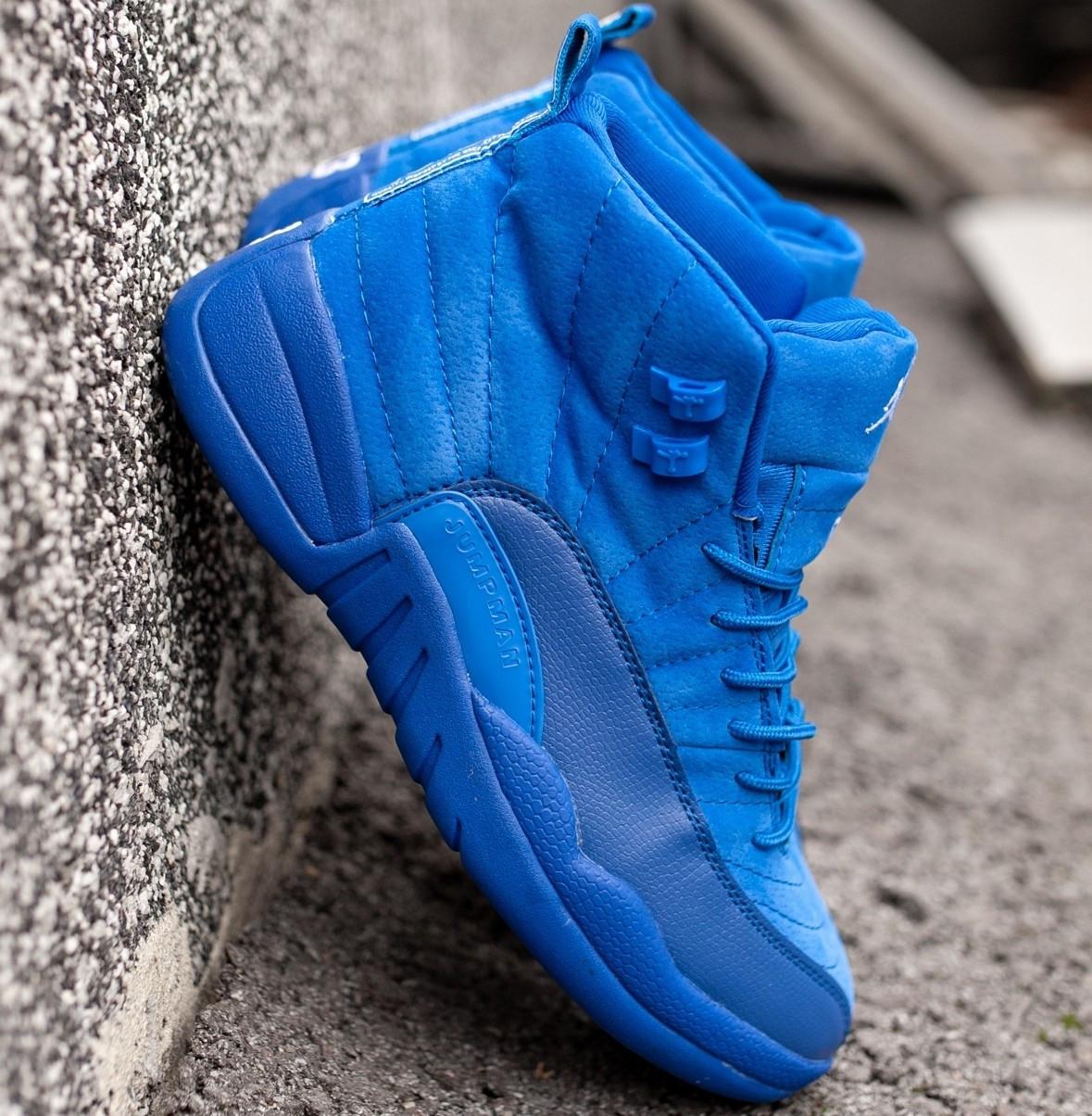 Баскетбольные кроссовки Nike Air Jordan 12 Retro