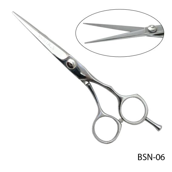Ножницы полуэргономичной формы BSN-(3,4,5,6,7,12,18) 6
