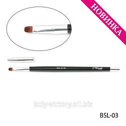 Кисть для губ №6 - BSL-03