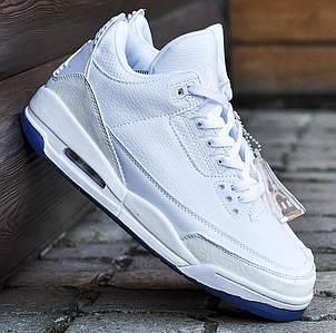 Баскетбольные кроссовки в стиле Nike Air Jordan 3 Retro
